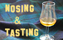 Nosing and tasting